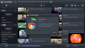 CherryPlayer 2.2.11 + Portable [Multi/Ru]