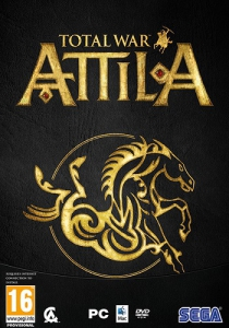 Total War ATTILA [Ru/Multi] (1.4.0/dlc) SteamRip Let'sРlay