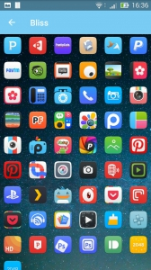 Bliss - Icon Pack 1.0.6 [En]