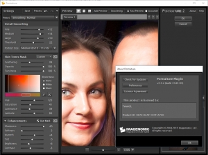 Imagenomic Portraiture 2.3.4 for Lightroom (build 2343-03) (работает на LR 6.x) 2.3.4.3 [Ru]