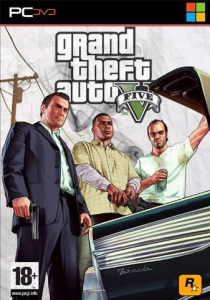 GTA 5 / Grand Theft Auto 5 [Ru/Multi6] (1.0.350.1/upd4) Repack =nemos=