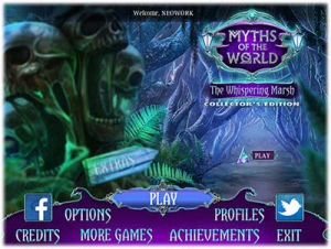 Myths of the World 7: The Whispering Marsh [En] Unofficial [Collector's Edition / Коллекционное издание]