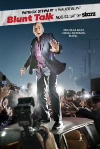 Блант говорит / Blunt Talk (1 сезон 1-7 серии из 10) | AlexFilm