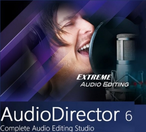 CyberLink AudioDirector Ultra 6.0.5610.0 Retail [Multi/Ru]