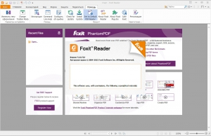 Foxit Reader 7.2.0.722 Portable by PortableApps [Multi/Ru]