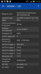 AIDA64 for Android 1.29 [Ru/Multi]