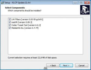 K-Lite Codec Pack Update 11.4.4 [En]