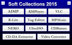 Soft Collections 2015.09 (x86/x64) [Ru]