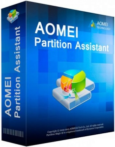 AOMEI Partition Assistant Technician Edition 5.8 RePack by KpoJIuK [Multi/Ru]