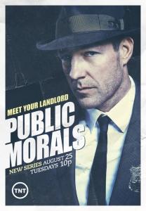 Общественная мораль / Public Morals (1 сезон 1-10 серии из 10)   NewStudio