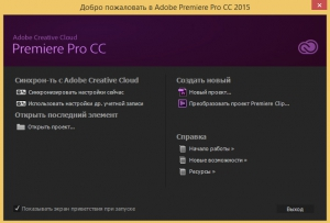 Adobe Premiere Pro CC 2015.0.2 9.0.2 (249) Portable by Punsh [Multi/Ru]