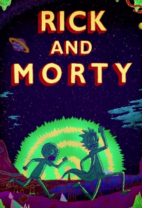 Рик и Морти / Rick and Morty (2 сезон 1-10 серии из 11) | 2D