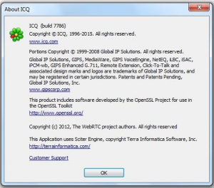 ICQ 8.4 build 7786 [Multi/Ru]