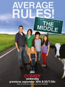 ������ � ���� / The Middle (7 �����: 1-24 ����� �� 24) | NewStudio