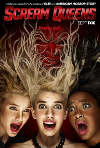 Королевы крика / Scream Queens (1 сезон: 1-13 серии из 13) | BaiBaKo
