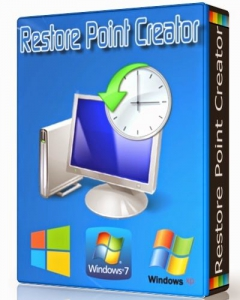 Restore Point Creator 3.3 Build 4 + Portable [En]