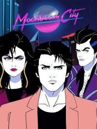 Город лунного луча / Moonbeam City (1 сезон 1-2 серии) | NikiStudio Records