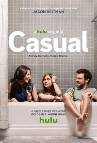 Без обязательств / Casual (1 сезон 1-10 серия из 10) | BaibaKo