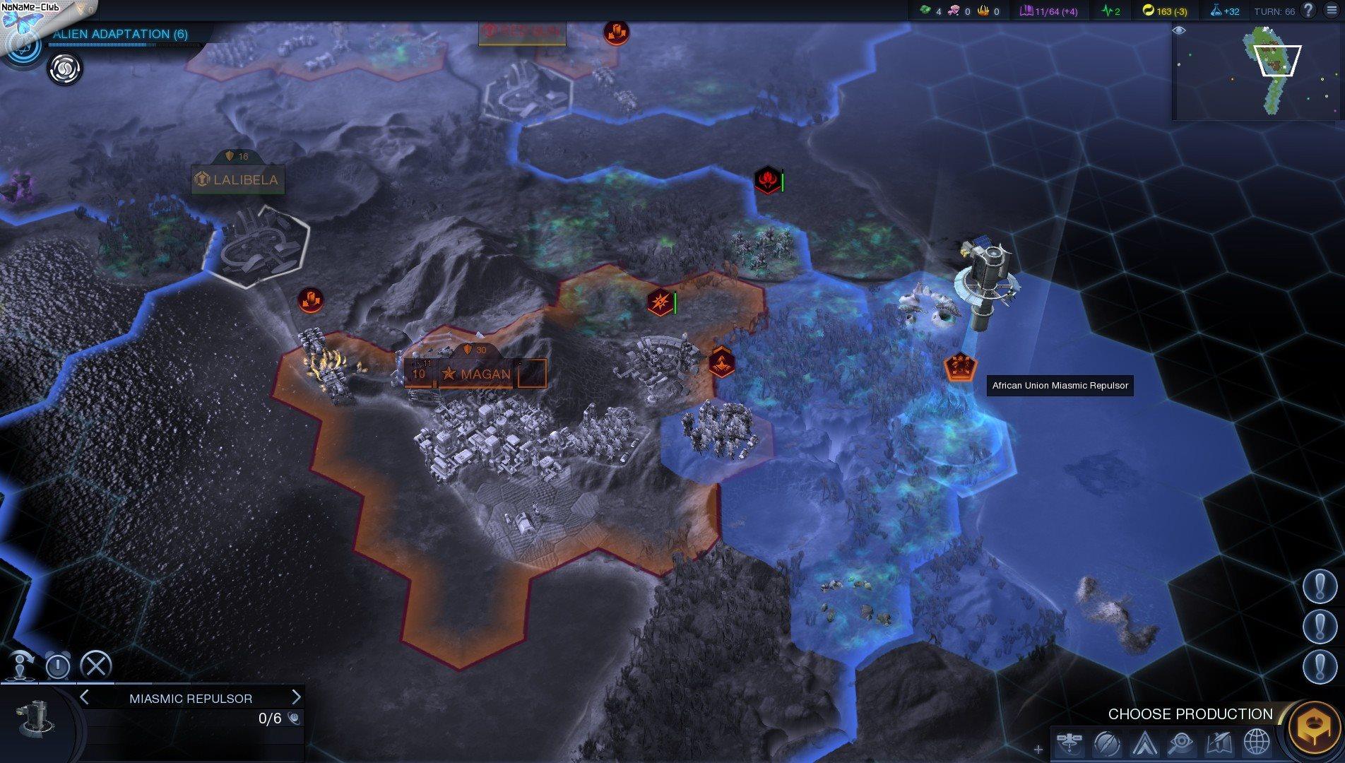 Sid Meier's Civilization: Beyond Earth Ru/En (1.1.0.1043/dlc) Repack R.G. Механики PC (2014) скачать торрент бесплатно