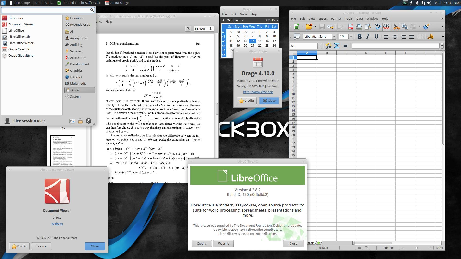 BackBox Linux 4 4 (Анализ безопасности, хакинг
