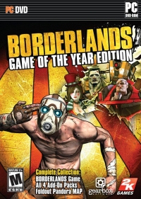 Borderlands: Game of the Year Edition | RePack от R.G. Механики