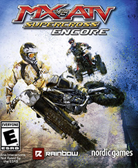 MX vs. ATV Supercross Encore | Лицензия