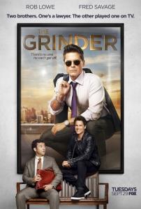 Дробилка / The Grinder (1 сезон 1-22 серии из 22) | NewStudio