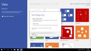 Оригинальные Microsoft Visio 2016 Professional / Standard VL 16.0.4266.1001 (x86/x64) [En]