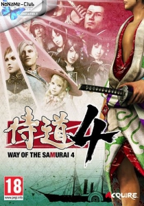 Way of the Samurai 4 [En] (1.06.2/dlc) License GOG