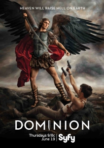 Доминион / Dominion (2 сезон 1-13 серии из 13) (2015) WEB-DLRip | NewStudio