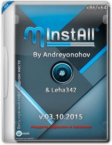 MInstAll v.03.10.2015 By Andreyonohov & Leha342 [Ru]