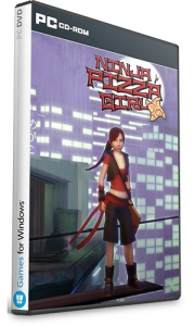 Ninja Pizza Girl [En] License HI2U