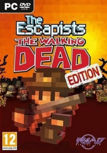 The Escapists: The Walking Dead [Ru/Multi] (243) Repack Let'sРlay [Deluxe]