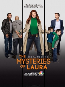 Тайны Лауры / The Mysteries of Laura (2 сезон: 1-13 серии из 16)  | Kiitos