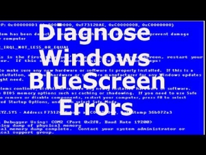 BlueScreenView 1.55 [Ru/En]