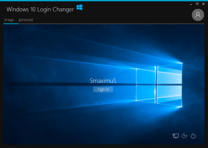 Windows 10 Login Changer 0.0.1.3 [En]