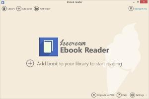 Icecream Ebook Reader 2.1 [Multi]