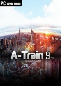 A-Train 9 V3.0: Railway Simulator [En] (3.0) License SKIDROW [Premium Edition]