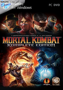 Mortal Kombat: Komplete Edition [Ru/Multi] (1.07) Repack R.G. Catalyst