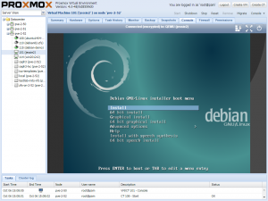 Proxmox VE 4.0 [x64] 1xCD