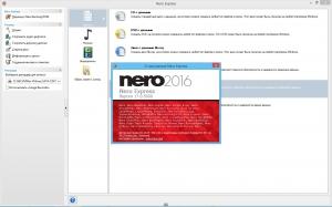 Nero 2016 Platinum 17.0.02300 [Multi/Ru]