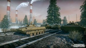Armored Warfare: ������ ������ [Ru] (7.10.2015) License
