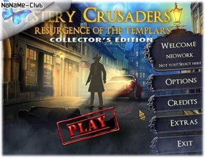Mystery Crusaders - Resurgence of the Templars [En] Unofficial [Collector's Edition / Коллекционное издание]