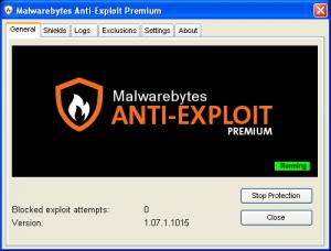 Malwarebytes Anti-Exploit Premium 1.07.1.1015 RePack by D!akov [En]
