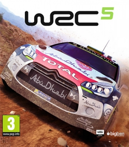 WRC 5: FIA World Rally Championship [v1.0.2] | RePack