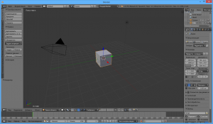 Blender 2.76 + Portable [Multi/Ru]