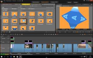 Pinnacle Studio Ultimate 19.0.1.10160 (x86) RePack by PooShock [Multi/Ru]