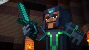 Minecraft: Story Mode Episode 1: The Order of the Stone [Ru/En] (1.0) License RELOADED