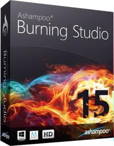 Ashampoo Burning Studio 2015 1.15.3.18 (DC 28.09.2015) Portable by SpeedZodiac [Multi/Ru]