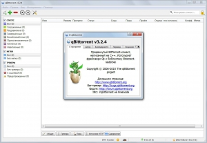 qBittorrent 3.2.4 Stable Portable by PortableAppS [Multi/Ru]